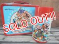 ct-140121-07 Walt Disney's  America on Parade / Aladdin 70's Metal Lunchbox