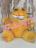 ct-140211-71 Garfield / R.DAKIN 80's Stick Plush doll