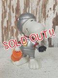 "ct-140218-04 Snoopy / Schleich 80's PVC ""Astronaut"""