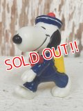 "ct-140218-05 Snoopy / Schleich 80's PVC ""Sailor"""