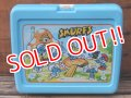 ct-120904-12 Smurf / Aladdin 80's Lunchbox