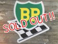 ad-140408-05 BP / Vintage Sticker