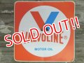 ad-140408-03 VALVOLINE / Vintage Sticker