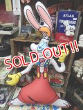 ct-140409-17 Roger Rabbit / 80's Inflatable