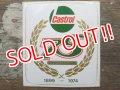 ad-140408-06 Castrol / 75 Anniversary Sticker