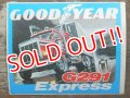 ad-140408-07 Goodyear / G291 Express Sticker