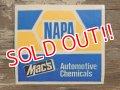 ad-140408-06 NAPA / Vintage Sticker