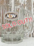 gs-140422-04 A&W / 60's-70's Root Beer Mug (M)