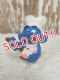 "ct-140409-13 Smurf / PVC ""Likes to eat"" #20165"