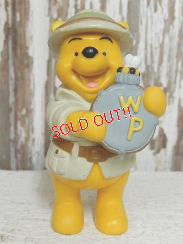 画像1: ct-121002-49 Winnie the Pooh / Animal Kingdom PVC