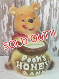 ct-140516-75 Winnie the Pooh / 70's Ceramic Bank