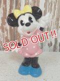 ct-140516-03 Minnie Mouse / 70's Ceramic figure