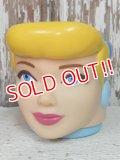 ct-140429-10 Cinderella / Applause 90's Face mug