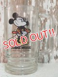 ct-140516-90 Minnie Mouse / 70's Beer Mug