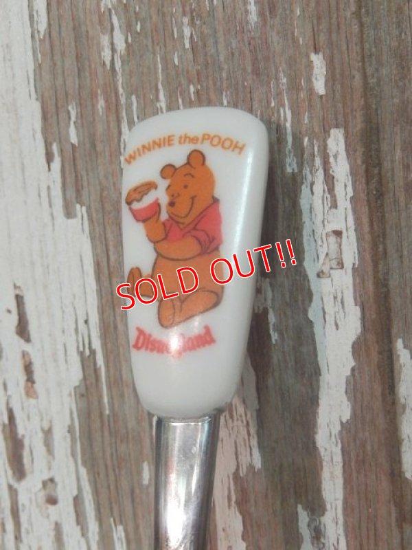 画像2: ct-140516-108 Winnie the Pooh / Disneyland 70's Spoon