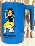 ct-110111-56 Snow White / 70's Plastic Mug