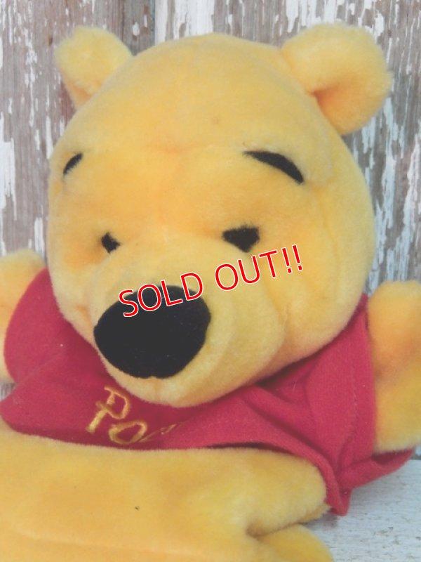 画像2: ct-140516-66 Winnie the Pooh / Mattel 90's Hand Puppet