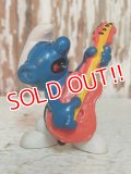 "ct-140617-22 Smurf / PVC ""Rockn' Roll"" #20023"