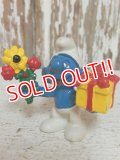 "ct-140715-15 Smurf / PVC ""Present"" #20040"