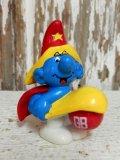 "ct-140806-15 Smurf / PVC ""Grand Bazaar"""
