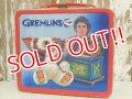 ct-140822-13 Gremlins / Aladdin 1984 Lunchbox