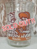 gs-140303-01 Tom & Jerry / Welch's 1993 Glass