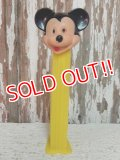 ct-110608-18 Mickey Mouse / 80's PEZ Dispenser