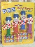 """pz-130917-04 PEZ / Party Favors """"Peter PEZ"""""""
