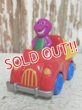 ct-140909-16 Barney & Friends / 90's Die cast car