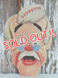 ct-141001-01 Geppetto / 40's Paper mask