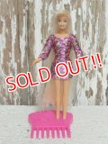 "ct-141001-10 Barbie / McDonald's 1999 Meal Toy ""Totally Hair Barbie"""
