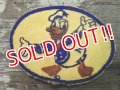 ct-141101-01 Donald Duck / Bond Bread 40's Patch (Yellow)