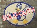 ct-141101-03 Donald Duck / Bond Bread 40's Patch (White)