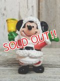 "ct-141007-31 Mickey Mouse / Applause PVC ""Santa"""
