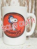 ct-141108-18 Snoopy / AVON 60's-70's Liquid Soap Mug