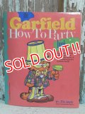 ct-130319-71 Garfield / 80's How to Party Book