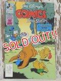 bk-140723-01 Walt Disney's / Comics and Stories 1991 September