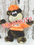 ct-141201-12 A&W / Great Root Bear 90's Plush Doll