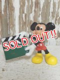 "ct-141209-77 Mickey Mouse / Applause PVC ""Clapboard"""