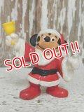 "ct-141209-78 Mickey Mouse / Bully PVC ""Santa"""