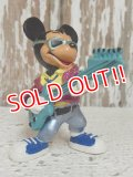 "ct-141209-78 Mickey Mouse / Bully PVC ""Guitar"""