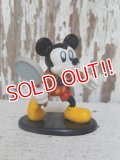 "ct-141209-77 Mickey Mouse / Applause PVC ""Magnifying glass"""