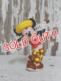 "ct-141209-77 Mickey Mouse / Applause PVC ""Golf"""