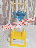 ct-150217-23 Smurf / Helm 80's Trapeze toy