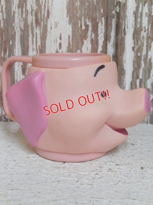 画像3: ct-150224-03 Piglet / Applause 90's Face Mug