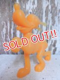 ct-140806-01 Pluto / MARX 70's Plastic figure (Orange)
