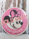 ct-150302-46 Disneyland /  70's Minnie Mouse Pinback
