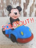 ct-141209-77 Mickey Mouse / Applause PVC Car