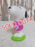 "ct-150310-71 Snoopy / Whitman's 2001 PVC ""Kiss Me"""