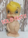 ct-150401-01 STAR MFG / 1962 Duck Rubber Doll